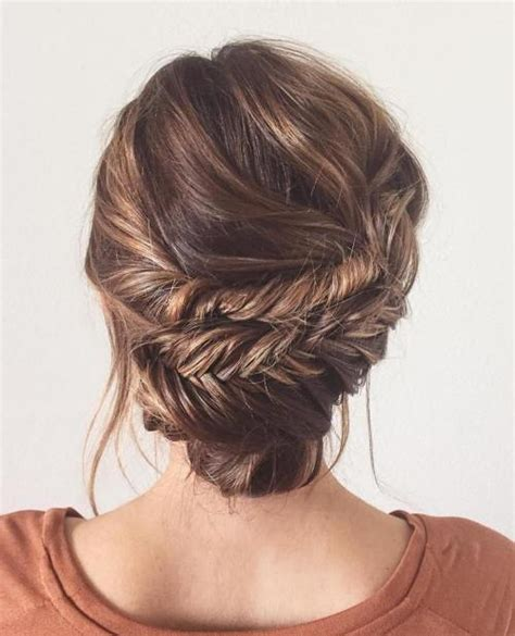 best braids for thin hair trubridal wedding blog 60 updos for thin hair that score