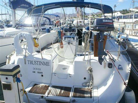 speed boats for sale lanzarote beneteau oceanis 400 in marina rubicon sailing cruisers