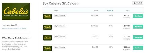 Where Can I Purchase Cabela S Gift Cards - 18 tips for saving money at cabela s