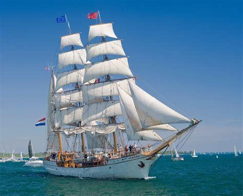sailing boat europa bark europa david leadbitter photography tall ships