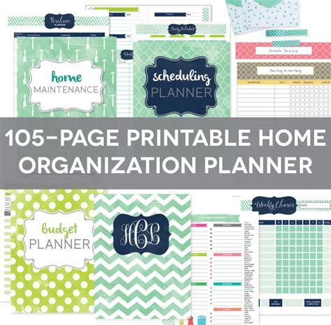 printable planner pages 2016 free 8 best images of free printable 2016 planners and