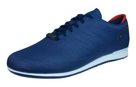 adidas originals porsche type 64 sport mens trainers shoes blue at galaxysports co uk