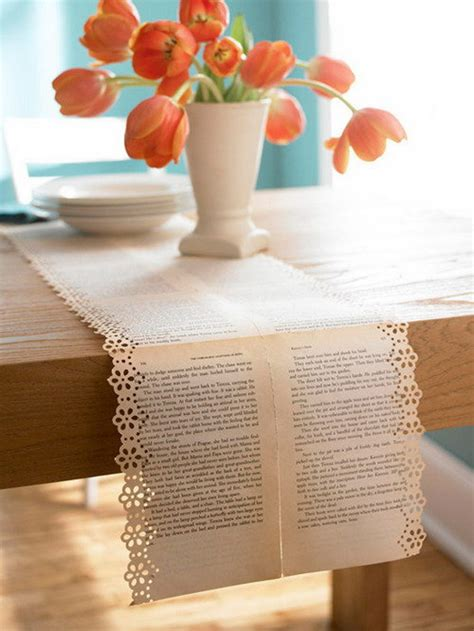 easy and beautiful diy projects made with books