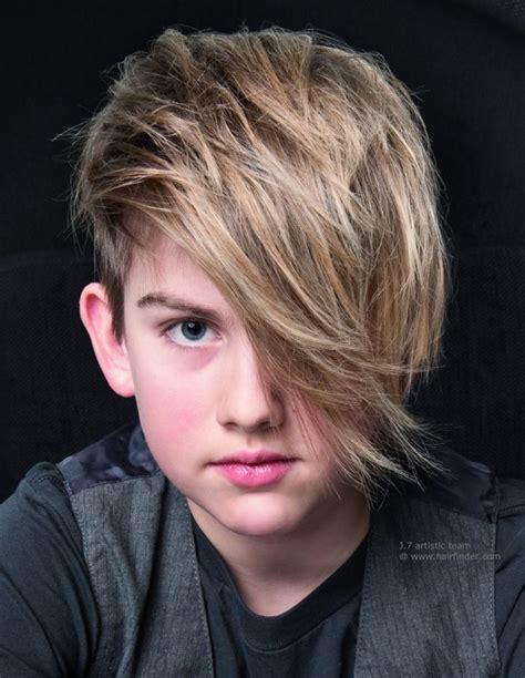 swept sideways boy hairstyles 42 trendy and cute boys hairstyles for 2016 boy