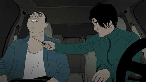 film anime gangster have a nice day review variety
