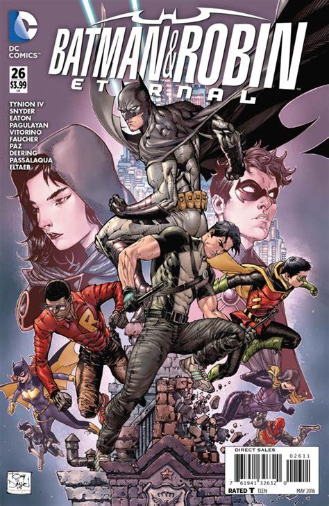 batman and robin eternal 1401259677 batman robin eternal 26 new world issue
