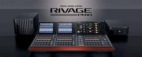 Mixer Yamaha Indonesia mixer digital yamaha rivage pm10 paket sound system