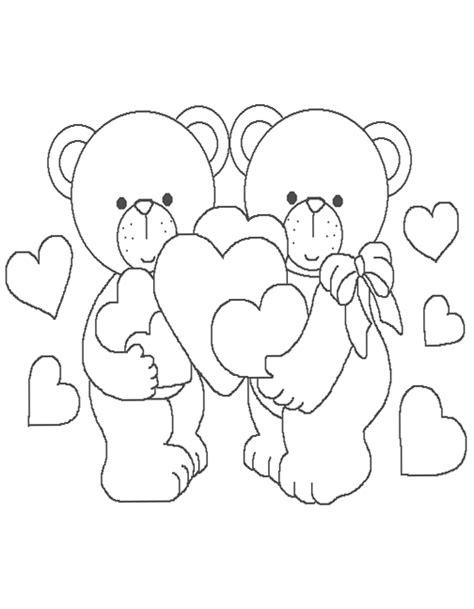 dibujos para colorear del mes de febrero imagui dibujo para colorear 14 de febrero imagui