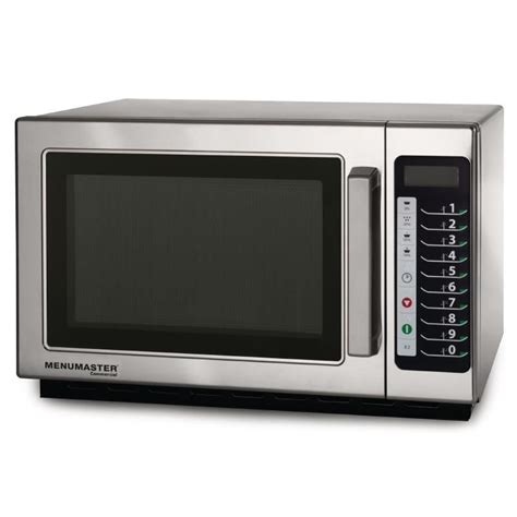 Microwave Menumaster menumaster large capacity microwave rcs511ts cm744 commercial catering equipment at empire