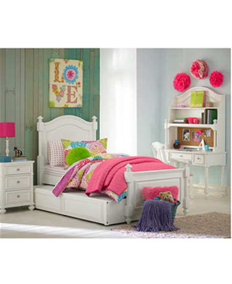 macys kids bedding roseville kids bed twin poster bed furniture macy s