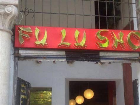 Fu Lu Sho restaurante fu lu sho