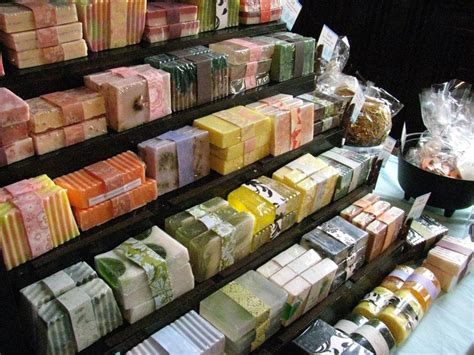 Handmade Soap Displays - 46 best craft fair displays images on display