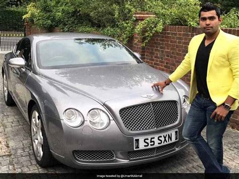 bentley pakistan umar akmal gets trolled by fans after posting picture with