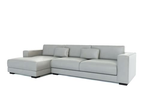 grey leather sofa light gray leather sofa light grey modern