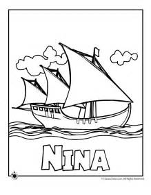 christopher columbus coloring pages pics photos christopher columbus coloring pages