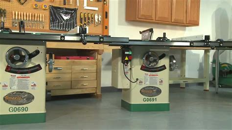best cabinet table saw grizzly cabinet saw fanti blog