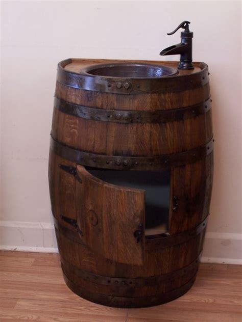 rain barrels and more barrel sinks
