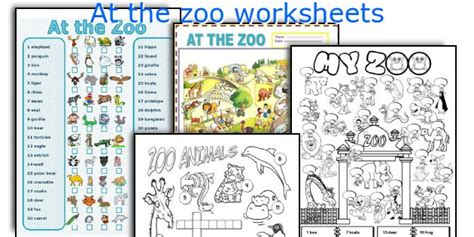 Zoo Phonics Worksheets by Pin Zoo Phonics Printables Free On