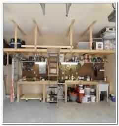 Garage Shelving Plans Hanging Hanging Garage Storage Plans Home Design Ideas