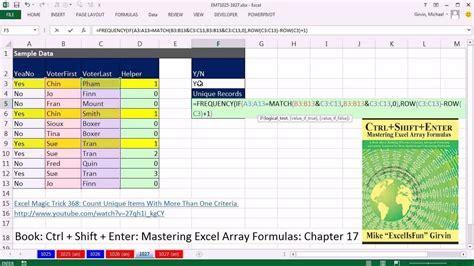 excel 2010 complete tutorial excel 2010 array formula exles excel 2010 array