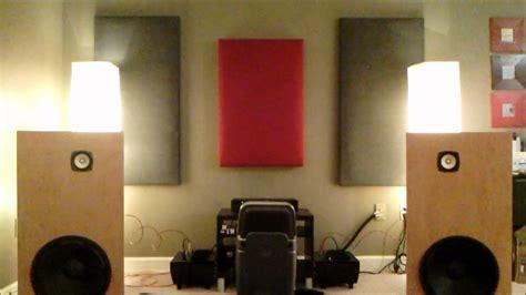 Speaker King Max martin king open baffle speakers play shankar tucker