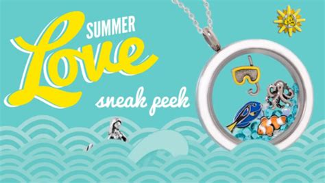 Origami Owl San Diego - summer sneak peak for origami owl san diego charms