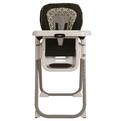 Folding High Chair With Removable Tray graco baby high chair seat feeding folding convertible