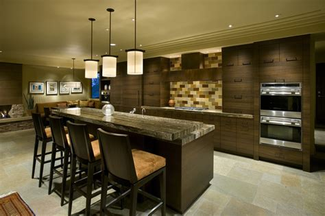 Love Home Interior Design by Soft Contemporary Kitchen