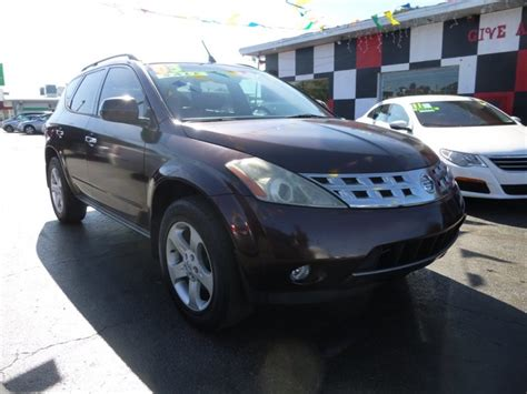 2003 nissan murano se 2003 nissan murano se cars for sale