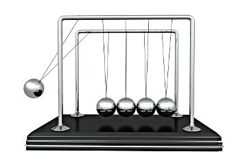desktop swinging balls how newton s cradles work howstuffworks