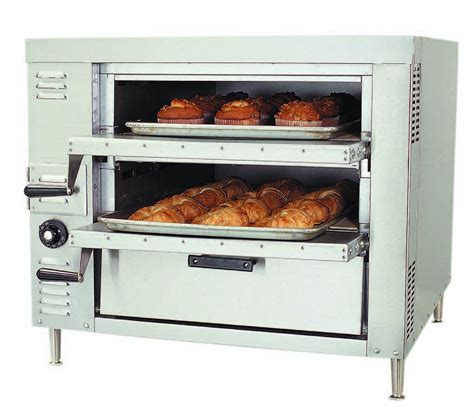 Oven Gas Deck bakers pride gp51 bakers pride gas deck oven