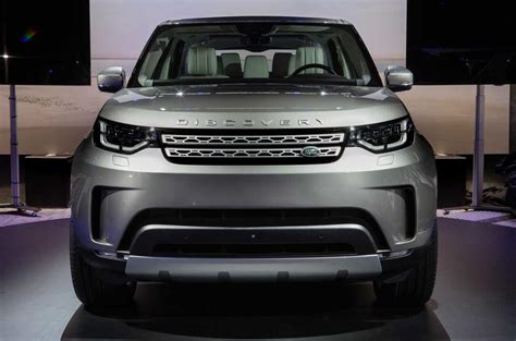 all new land rover discovery 2017 land rover discovery specs and prices autocar