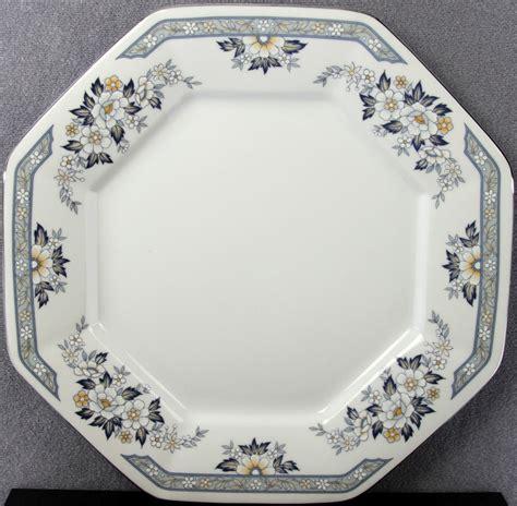 classic china patterns estate dinnerware 2 vintage china 11 5 quot chop plate mikasa dana pattern ebay