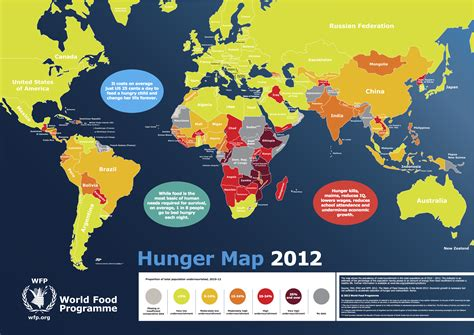 world s hunger and undernourishment our world in data