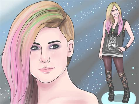 how to do punk how to dress pop punk 14 steps with pictures wikihow