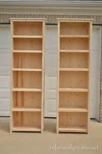 Build Your Own Bookshelves Easy To Build Bookcase Pdf Woodworking