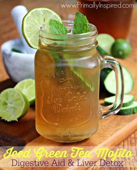 Does Green Tea Detox Your by 17 Best Images About Cleanse On Detox Waters