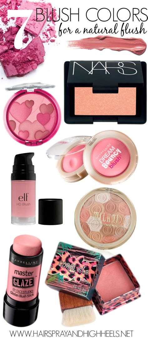 best blush what are the best blush colors blushes makeup blush