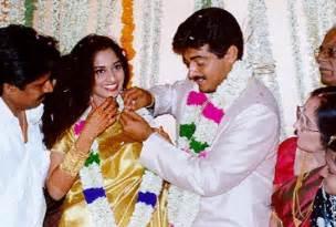 Wedding pictures wedding photos actor ajith shalini wedding photos