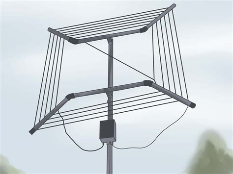 tune  antenna  steps wikihow