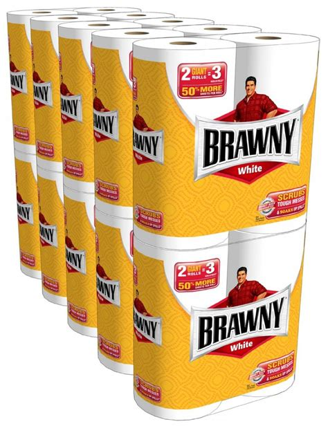 Who Makes Brawny Paper Towels - deals on paper products stock up prices on toilet paper