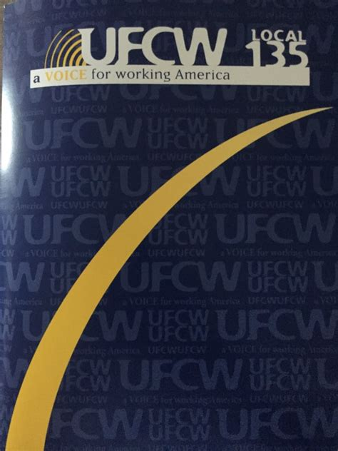 Lu Proji Mx 135 united food commercial workers union local 135