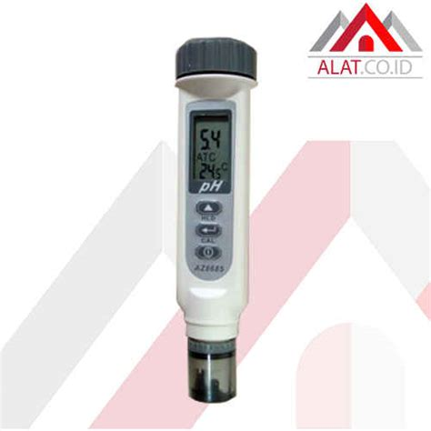 Alat Ukur Ph alat ukur ph tipe pulpen amtast az8685 distributor alat