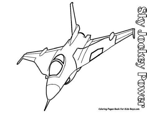 coloring page airplane free printable coloring pages ferocious fighter jet planes coloring jet