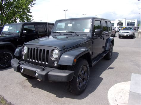 grey jeep wrangler 4 door gasoline jeep wrangler unlimited freedom edition for sale
