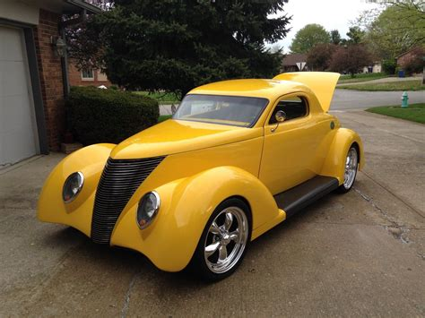 Ford Rod by Show Winner 1937 Ford Rod For Sale