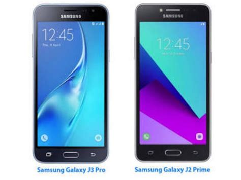 Harga Pasaran Samsung J2 Pro samsung galaxy j2 pro vs samsung j2 prime mana yang lebih
