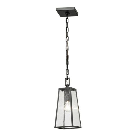 titan lighting gloucester collection 1 light charcoal