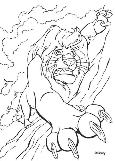 lion king hyenas coloring pages hyena coloring page az coloring pages