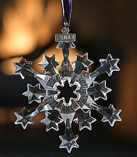 swarovski swarovski 2004 christmas ornament 631562